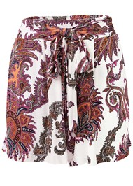 Alternate View Paisley Shorts