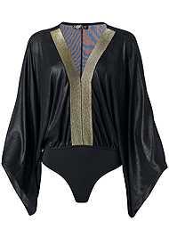 Alternate View Statement Sleeve Bodysuit