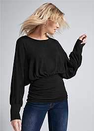 Front View Casual Top