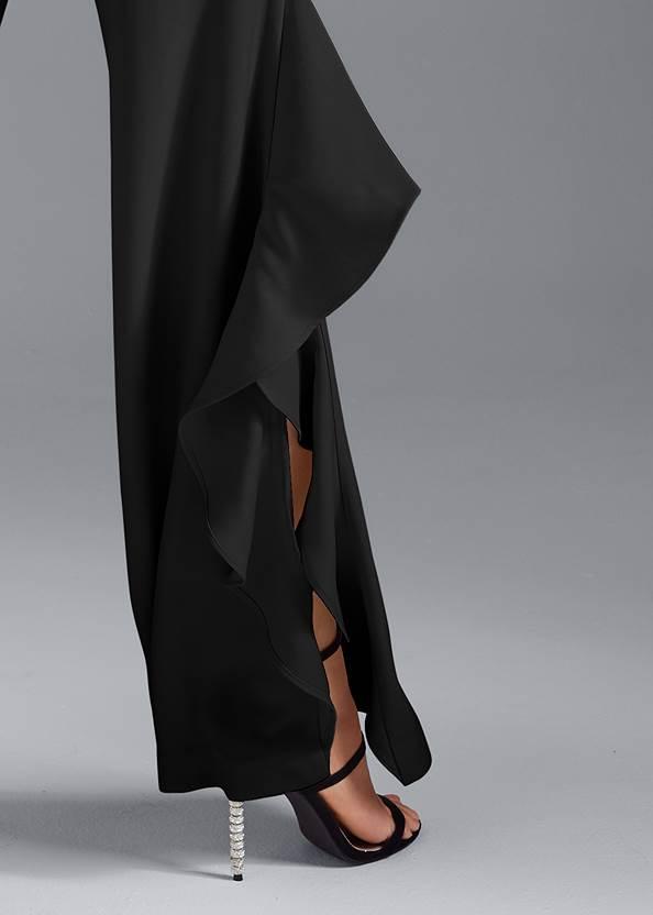 Alternate View Ruffle Pants Set