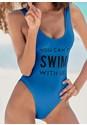 Alternate View Swim With Us One-Piece