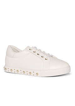 pearl detail sneakers