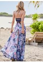 Back View Wide Leg Pant Cover-Up