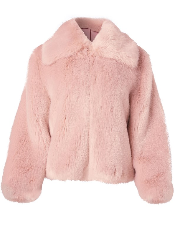 Faux Fur Coat,Basic Cami Two Pack,Off The Shoulder Bodysuit,Mid Rise Slimming Stretch Jeggings,Tiger Detail Earrings