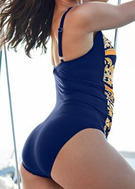 Alternate View Slimming One-Piece