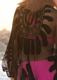 Alternate View Lace Kimono Cover-Up
