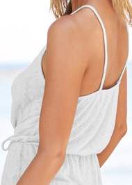Alternate View Romper Cover-Up