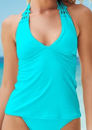 Alternate View Applique Tankini
