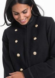 Alternate View Button Detail Jacket