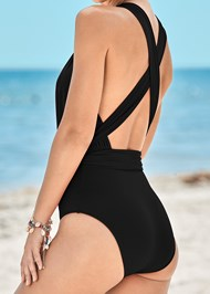 Alternate View Heather One-Piece