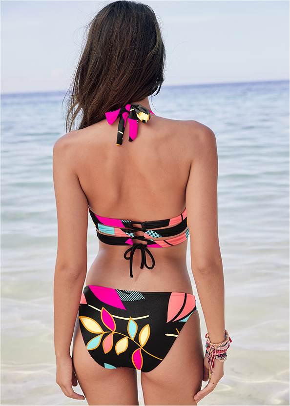 Back View Wrap Bikini Top