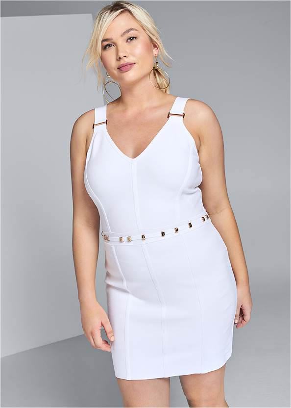 Slimming Bodycon Dress