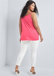 Back View Casual Tank