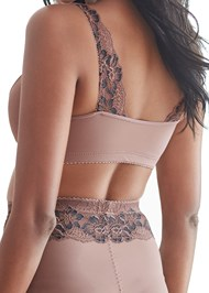 Alternate View Soft Cup Lace Bra