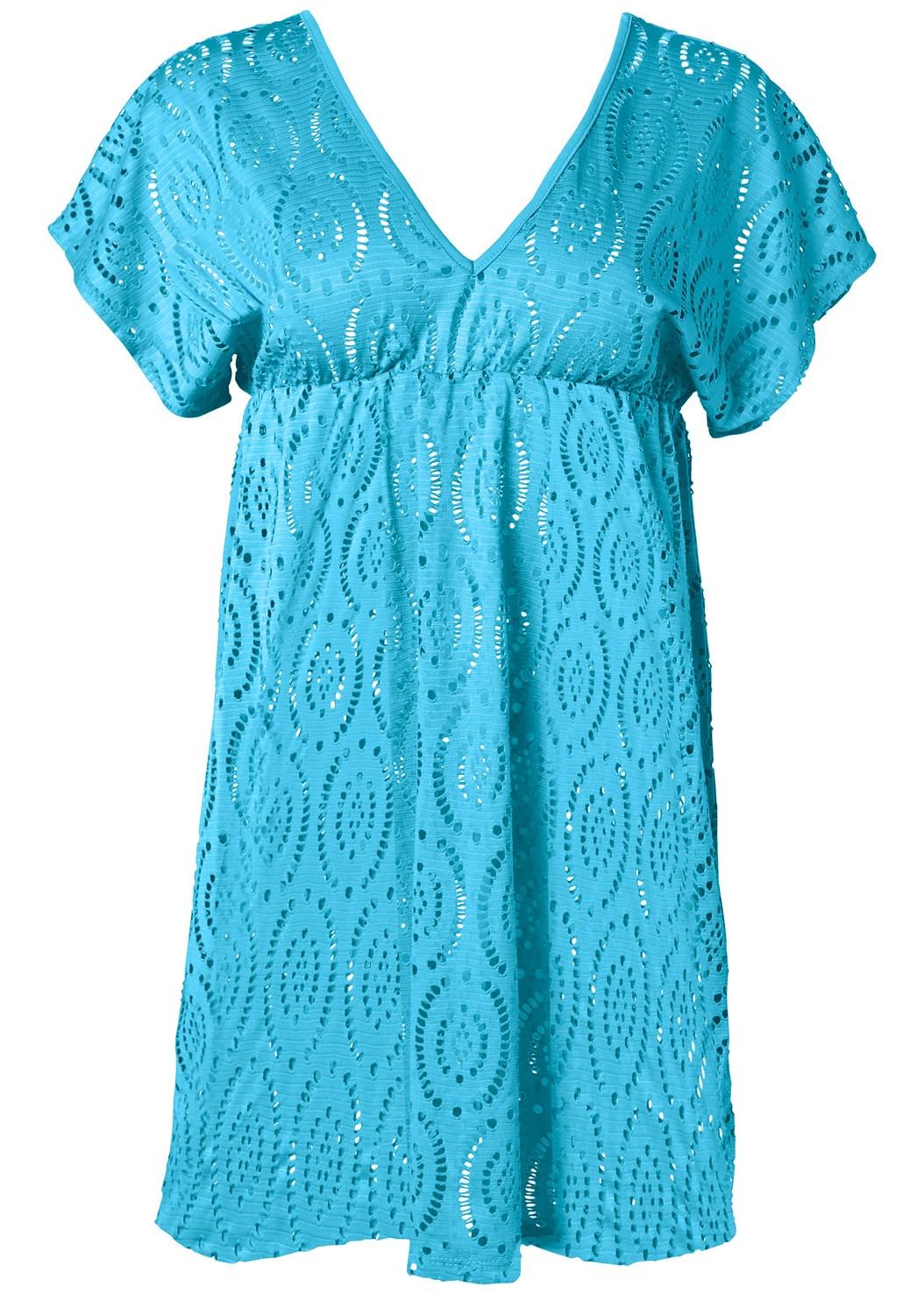 Crochet Dolman Cover-Up