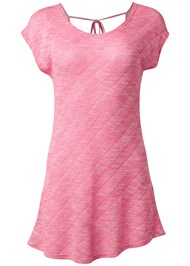 Alternate View Scoop Neck Cover-Up Dress
