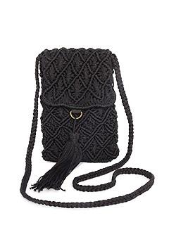 tassel detail bag