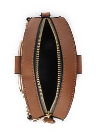 Alternate View Circle Ring Detail Handbag