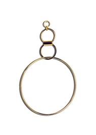 Detail  view Hoop Earrings