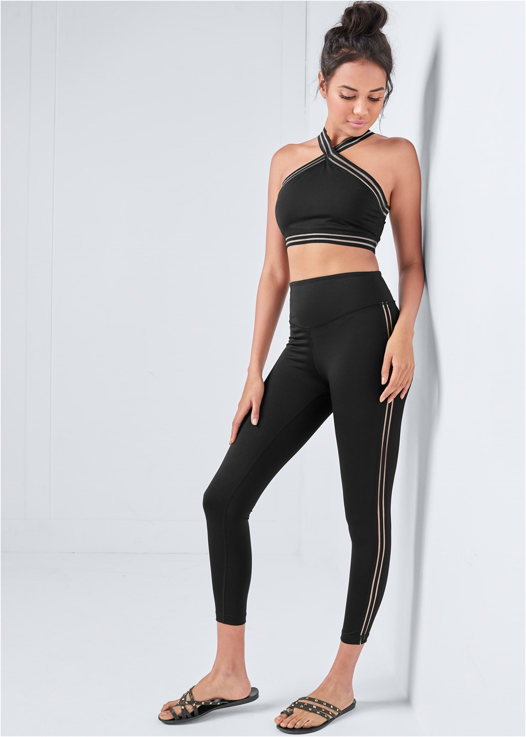 Shadow Stripe Active Set