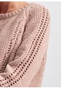 Alternate View Lurex Chenille Sweater