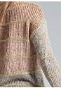 Alternate View Striped Lurex Sweater