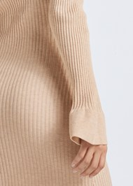 Alternate View Ribbed Sweater Dress