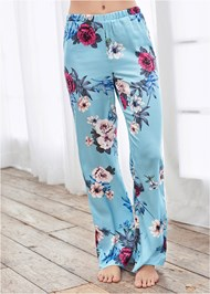 Alternate View Floral Sleep Pants