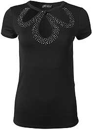 Alternate View Embellished Cut Out Top