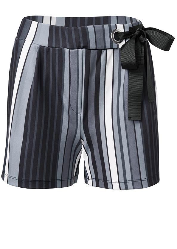 Alternate View Striped Shorts