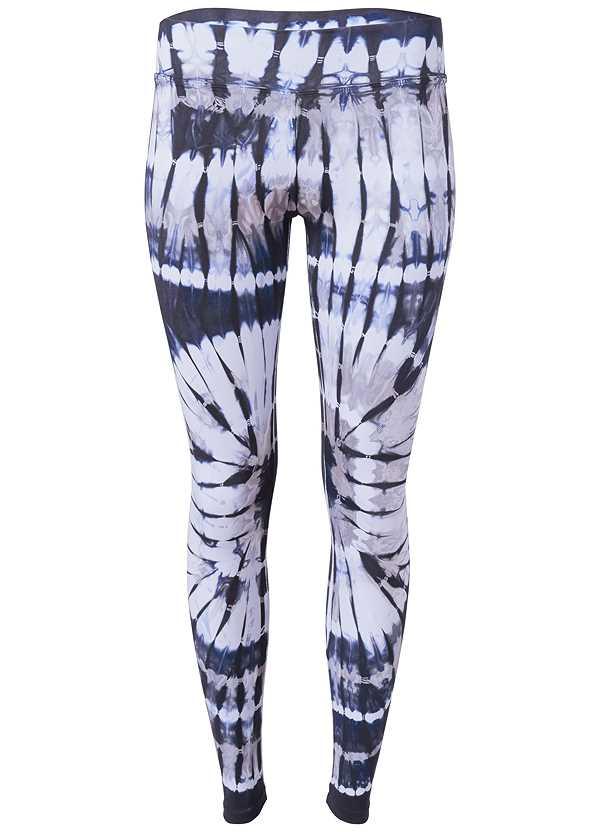 Tie Dye Leggings,Basic Cami Two Pack