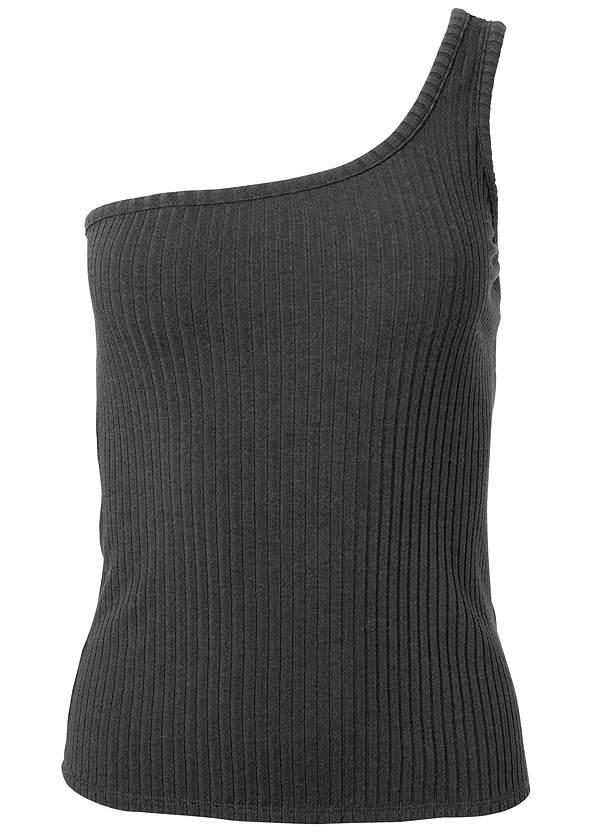 Ribbed One Shoulder Top,Mid Rise Color Skinny Jeans,Triangle Hem Jeans,Embellished Combat Boots,Etched Boho Hoop Earrings,Fringe Wristlet Bag