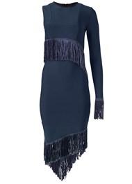 Alternate View Bandage Fringe Detail Dress
