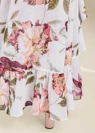 Alternate View Strapless Smocked Dress
