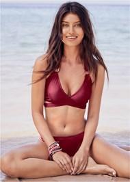 Full  view Wrap Bikini Top