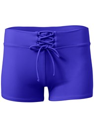 Alternate View Lace Up Short Bottom