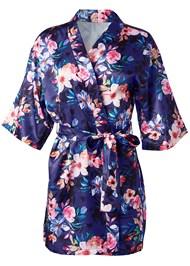 Alternate View Floral Kimono