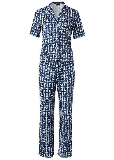 Plus Size Knit Sleep Set