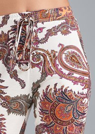Alternate View Paisley Printed Pants