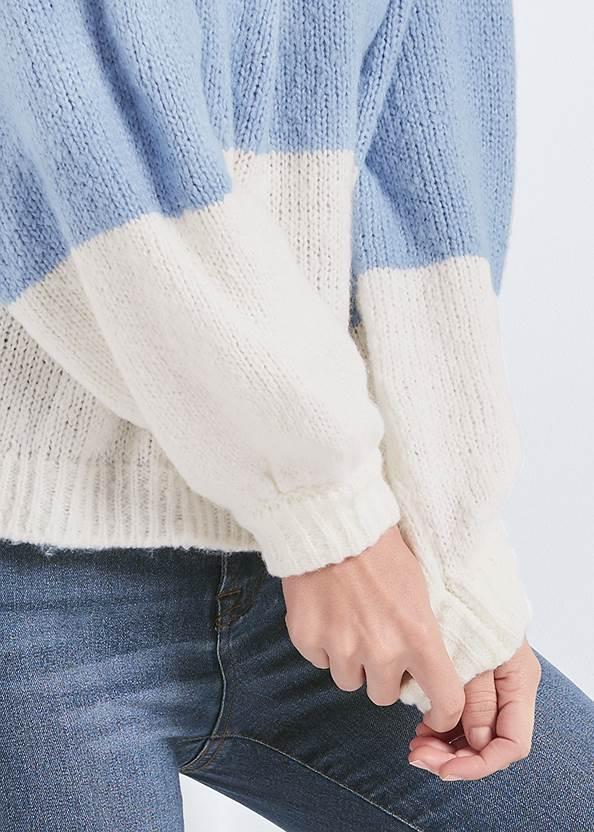 Alternate View Oversized Sweater