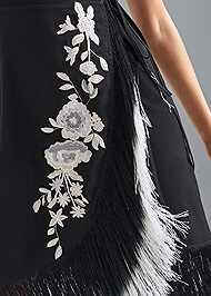 Alternate View Embroidered Dress