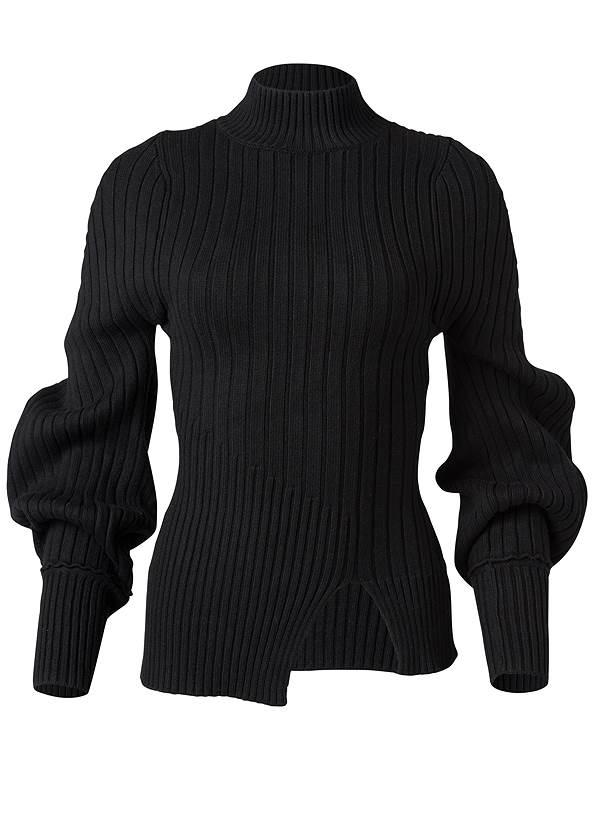 Alternate View Balloon Sleeve Sweater