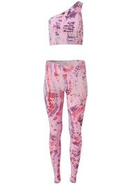 Alternate View Active Seamless Tie Dye Set