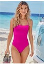 Cropped front view Versatility By Venus™ Reversible One-Piece