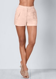 Alternate View Linen Shorts