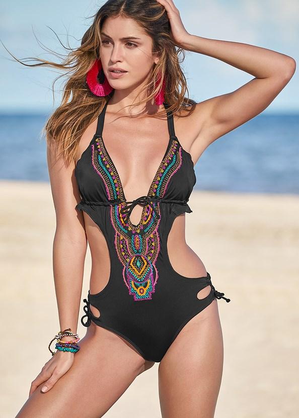 Bling Sexy Monokini