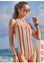 Cropped front view Rincon Rib One-Piece