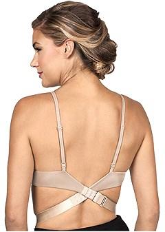adjustable low back strap