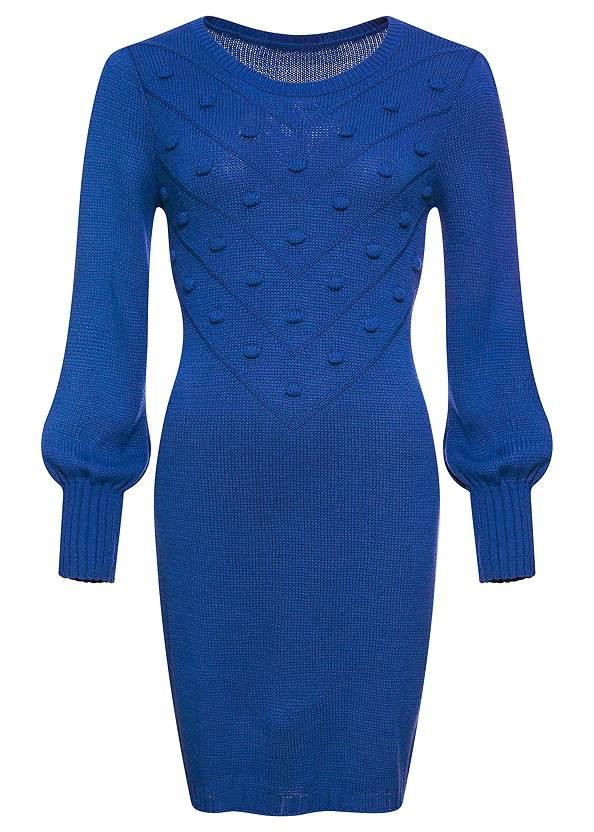 Alternate View Casual Sweater Dress