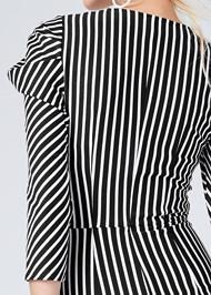Alternate View Ruffle Detail Dress